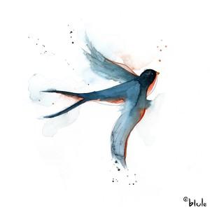 Small 0720 dark blue bird 2000px