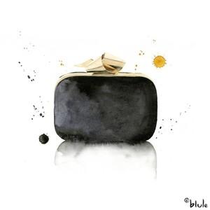 Small 0931 black purse 800px